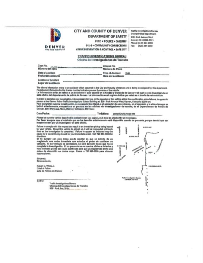 dpd-traffic-letter